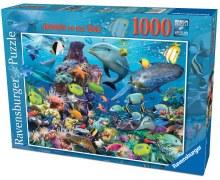 JEWELS IN THE SEA 1000 PCE