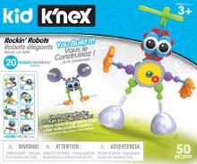 KID KNEX ROCKIN ROBOTS