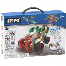 KNEX BEGINNER 40 MODEL BUILDIN