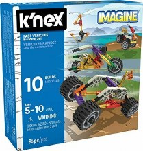 KNEX BEGINNER FUN FAST VEHICLE