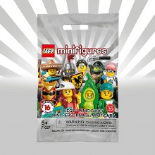 LEGO MINI FIGURES MAY 2020