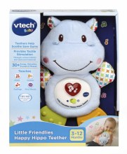 LITTLE F HAPPY HIPPO TEETHER