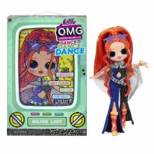 LOL OMG DANCE DOLL MAJOR LADY