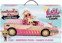 LOL SURPRISE CAR POOL COUPE