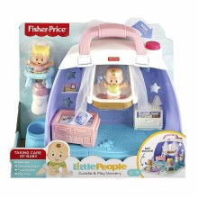 LP BABY CUDDLE & PLAY NURSERY