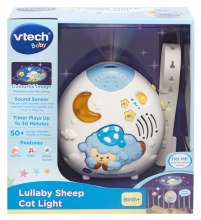 LULLABY COT SHEEP LIGHT