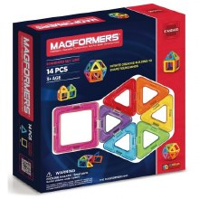 MAGFORMERS 14 PCE