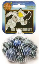 MARBLES ASTRONAUT