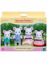 MARSHMALLOW MOUSE FAMILY