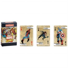 MARVEL COMICS RETRO CARDS