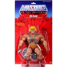 MASTERS OFTHE UNIVERSE HE MAN