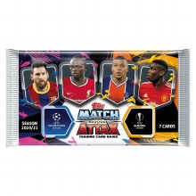 MATCH ATTAX  CARDS 2020/21