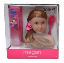 MEGAN STYLING HEAD