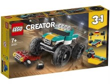 MONSTER TRUCK 3 IN 1 CREATOR