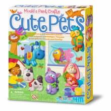 MOULD & PAINT CUTE PETS