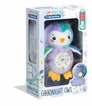 NIGHT OWL LIGHT UP PLUSH