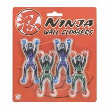 NINJA WALL CLIMBERS