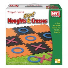 NOUGHTS & CROSSES  GAME GIANT