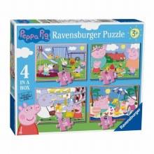 PEPPA PIG 4 IN A BOX