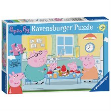 PEPPA PIG FAMILY TIME 35 PC
