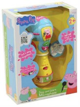PEPPA PIG SINGALONG MICROPHONE