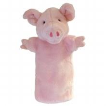 PIG LONG SLEEVED GLOVE PUPPET