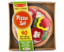 PIZZA FELT 40 PIECES