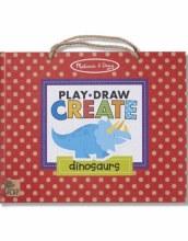 PLAY DRAW CREATE DINOSAURS