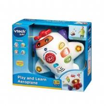 PLAY & LEARN AEROPLANE