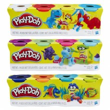 PLAYDOH 4 COLOURS