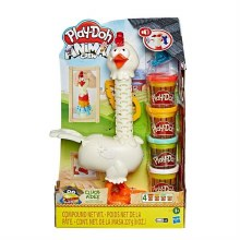 PLAYDOH CLUCK A DEE FEATHER