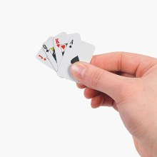 PLAYING CARDS MINI