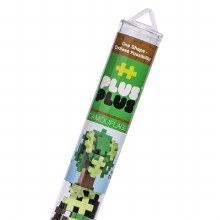 PLUS PLUS TUBE CAMO MIX 100PC