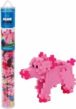 PLUS PLUS TUBE PIG 100PC