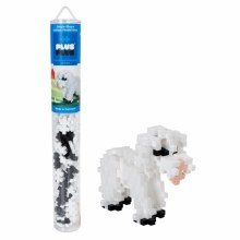 PLUS PLUS TUBE SHEEP 100PC