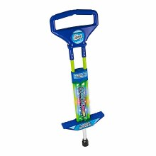 POGO STICK LIGHT UP BLUE