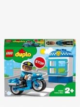 POLICE BIKE DUPLO