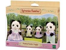 POOKIE PANDA FAMILY
