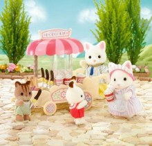 POP CORN CART SYLVANIAN