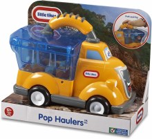 POP HAULERS BILLY BOULDER