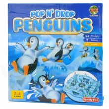 POP N DROP PENGUIN GAME