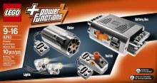 POWER FUNCTIONS MOTOR SET