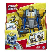 POWER RANGERS MORPHIN ZORDS