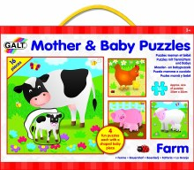 PUZZLE  MOTHER & BABY FARM