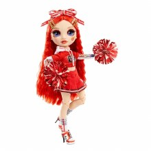 RAINBOW CHEER DOLL RED