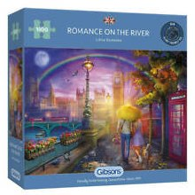 ROMANCE ON THE RIVER 1000PCE