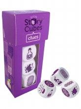 RORYS STORY CUBES CLUES