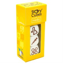 RORYS STORY CUBES MEDIC