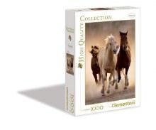 RUNNING HORSES 1000 PCE