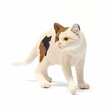 SCHLEICH AMERICN SHORTHAIR CAT